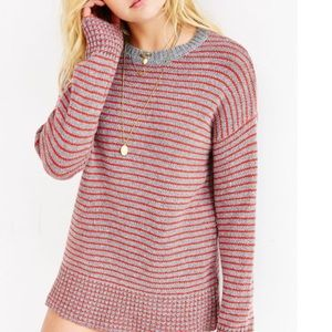 Urban Outfitters BDG Boyfriend Striped Sweater